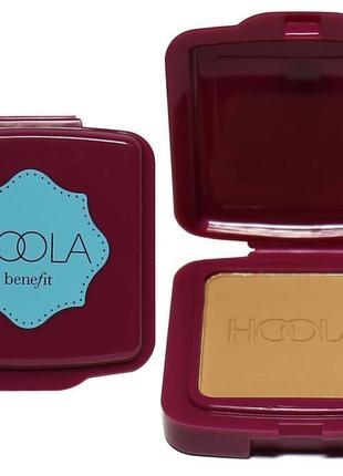 Уценка hoola matte bronzer матирующая пудра-бронзатор для лица...