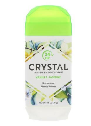 Дезодорант в стике crystal invisible solid deodorant ваниль жа...