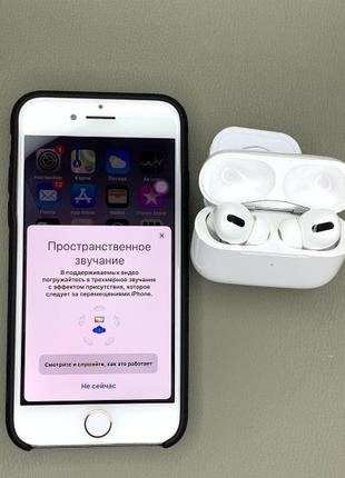 Apple AirPods PRO Lux Эирподс про наушники оригинальный чип
