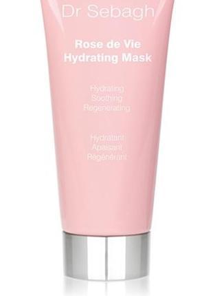 """Dr sebagh rose de vie hydrating mask увлажняющая маска """"роза ж..."""