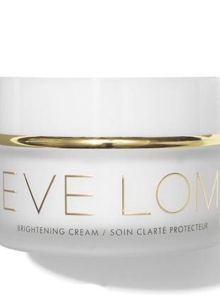 Осветляющий крем для лица eve lom brightening cream, 50 мл.