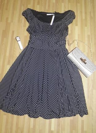 Patrice breal, франция  стильное платье от модного бреда  , ра...