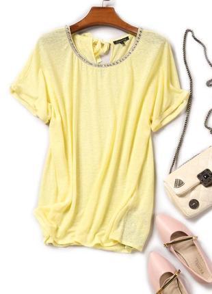 Massimo dutti стильная блуза от итальянского бренда, размер s