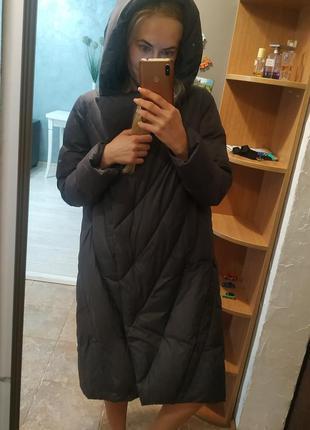 Зимнее пальто, пуховик -одеяло