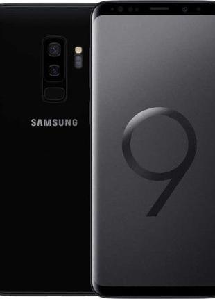 Новый Samsung Galaxy S9+ Duos Black