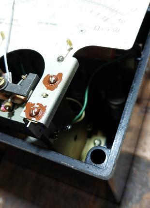 Мегаомметр для виміру опору ізоляції М4100/4 1000В