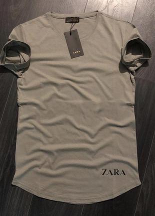 Мужская футболка zara