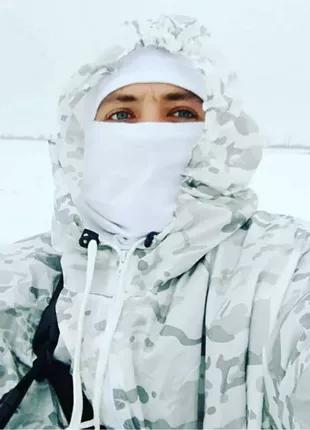 Маскировочный костюм маскхалат зимний Multicam Alpine