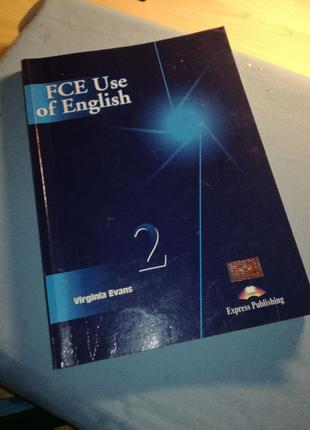 "Учебник Английского ""FCE"""