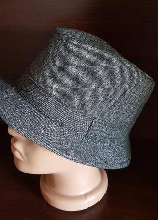 Тёплая шляпа, унисекс
