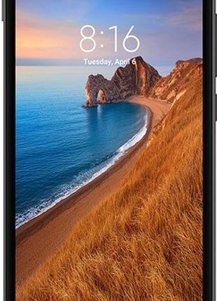 Мобильный телефон Xiaomi Redmi 7A 2/16GB Matte Black (НОВИЙ)
