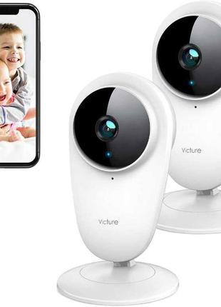 Комплект відеонагляду відеоспостереження Victure WiFi Ip відео...