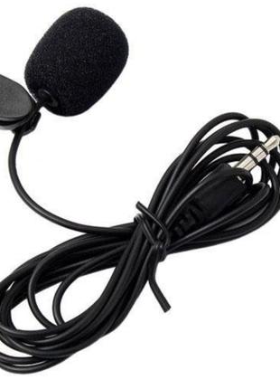 Микрофон Yinwei петличный нагрудный YW-001