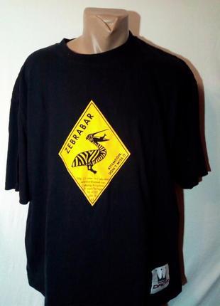 Качественная футболка, большой размер.