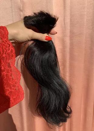 Волосы новые натуральные для наращивания Славянка