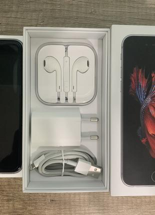 IPhone 6s 64gb Space Gray повний комплект