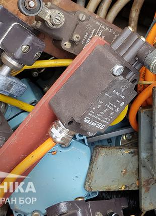 Концевой выключатель для башенного крана