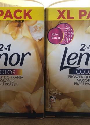 Продам стиральный порошок Lenor (Ленор) 2 в 1.  Объём - 5 кг