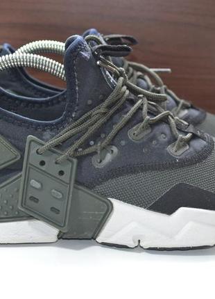 Nike air huarache drift prm army green 41р кроссовки оригинал