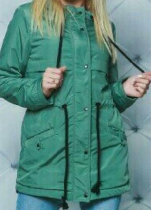 Versal 48_50 парка куртка женская
