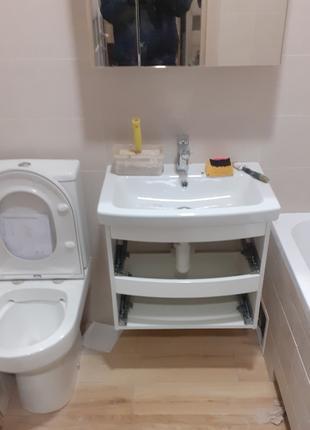 Профессиональные услуги сантехника - оперативно, качественно, ...