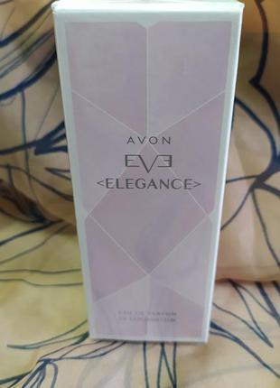 Аромат жасмина в парфумна вода avon eve elegance