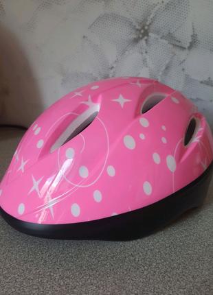 Шлем велосипедный детский, подростковый