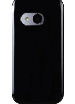 Чехол Utty U-case TPU HTC One (M8) Mini black