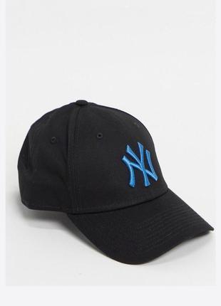 Бейсболка new era 9forty, глубокая кепка ny