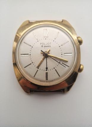Часы СССР Полет-будильник