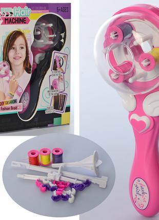 Детский набор парикмахера для плетения косичек