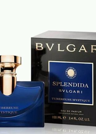 Женская парфюмированная вода Bvlgari Splendida Tubereuse Mystique