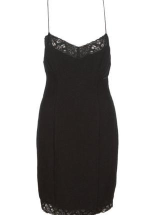 Новое платье guess оригинал с открытой спиной с гипюром