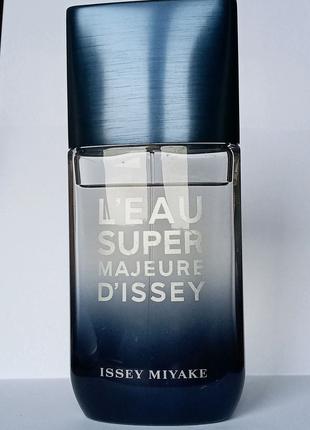 Issey Miyake L'Eau Super Majeure D'Issey чоловічі