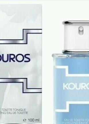 Мужская туалетная вода Ys Snt Lrnt Kouros Eau de Toilette Tonique