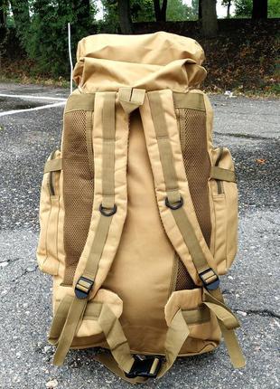 Рюкзак тактический, туристический на 70 л.