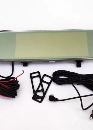 DVR L1007 Full HD Зеркало с видео регистратором с камерой заднего