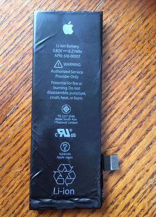 Аккумулятор батарейка батярея iPhone 5 SE