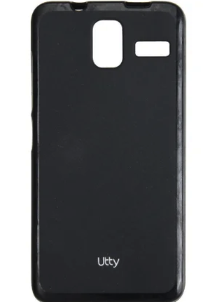 Чехол Utty U-case TPU Lenovo S580 Black