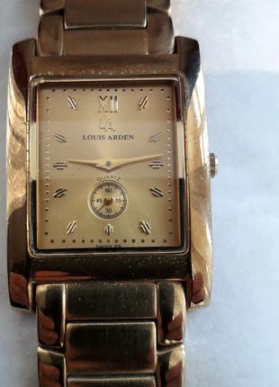 Часы наручные. 22К gold.