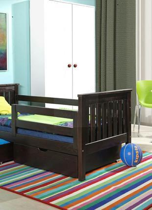 Детская Одноярусная Кровать Адель.