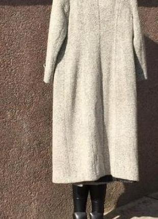Пальто женское шерсть зима