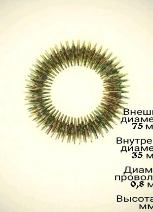 Кольцо кистевое №2