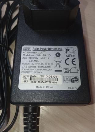 Блок живлення Asian Power Devices WA-18G12G