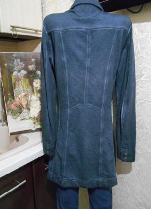 #nile collection#фирменный пиджак под джинсу р. m\l# стильный ...