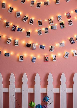 Декоративні гірлянди 12м Starry String Lights