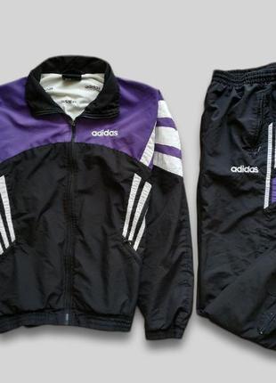 Винтажный костюм adidas оригинал