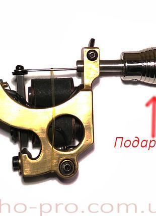 Mашинка для тату Handmade Liner Сopper