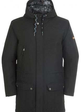 Куртка мужская termit утепленная черная