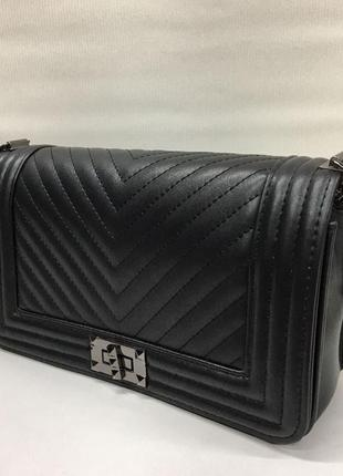 5 цветов! черный клатч сумка сумочка на цепочке